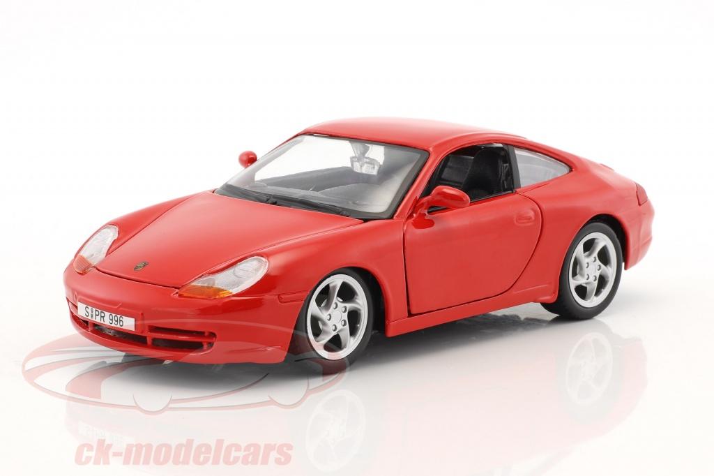 maisto-1-24-porsche-911-996-carrera-anno-1997-rosso-31938/