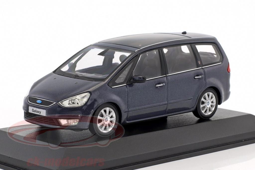 Ford GT 2006 schwarz 1:43  Minichamps neu /& OVP