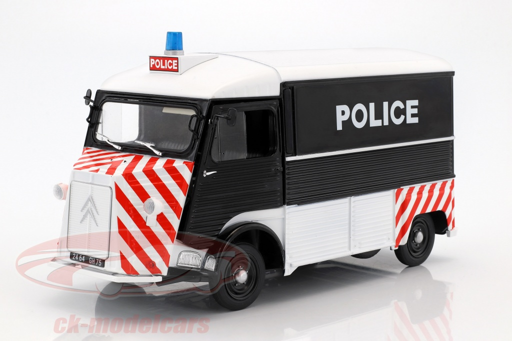 solido-1-18-citroen-type-hy-police-year-1969-black-white-red-s1850024/