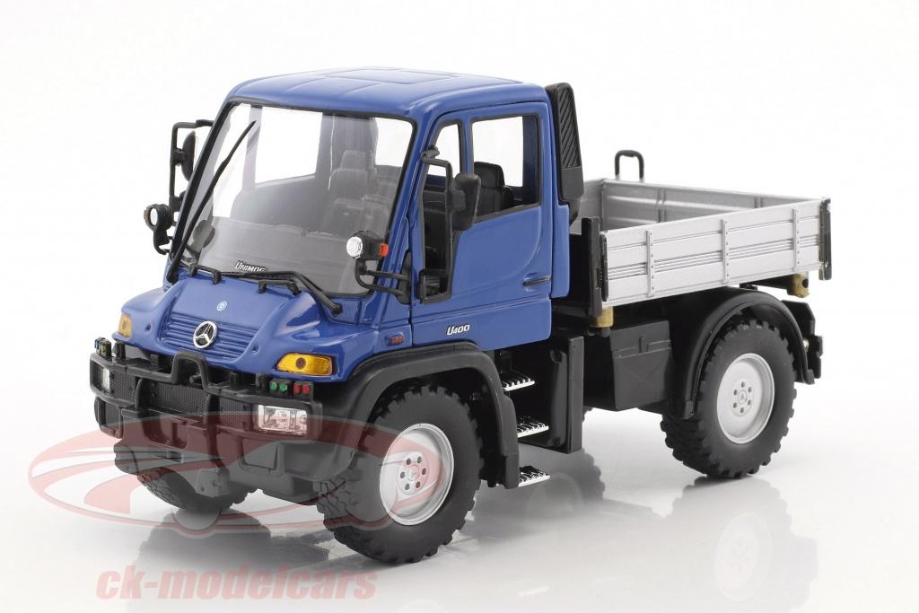 welly-1-32-mercedes-benz-unimog-bleu-gris-noir-32380/