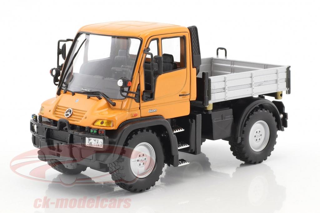 welly-1-32-mercedes-benz-unimog-orange-gray-black-32380/