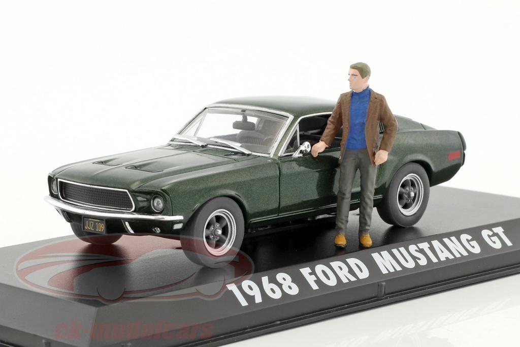 greenlight-1-43-ford-mustang-gt-anno-di-costruzione-1968-film-bullitt-1968-verde-metallico-con-cifra-s-mcqueen-86433/