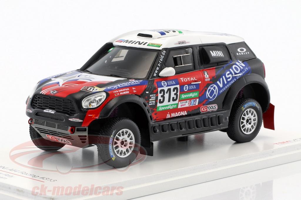 true-scale-1-43-mini-all4-racing-no313-rally-dakar-2016-garafulic-palmeiro-tsm430236/
