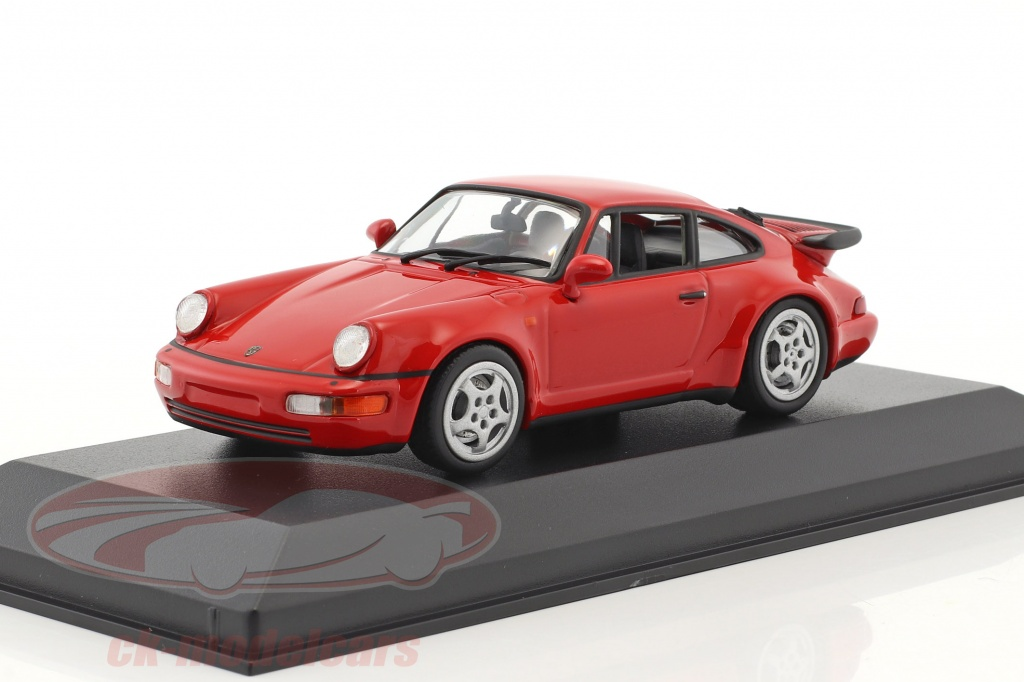 minichamps-1-43-porsche-911-964-turbo-year-1990-red-940069102/