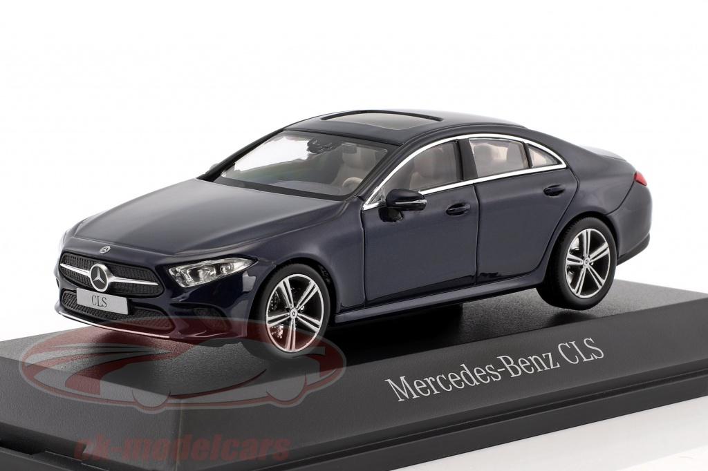 norev-1-43-mercedes-benz-cls-coupe-c257-annee-de-construction-2018-cavansite-bleu-metallique-b66960543/