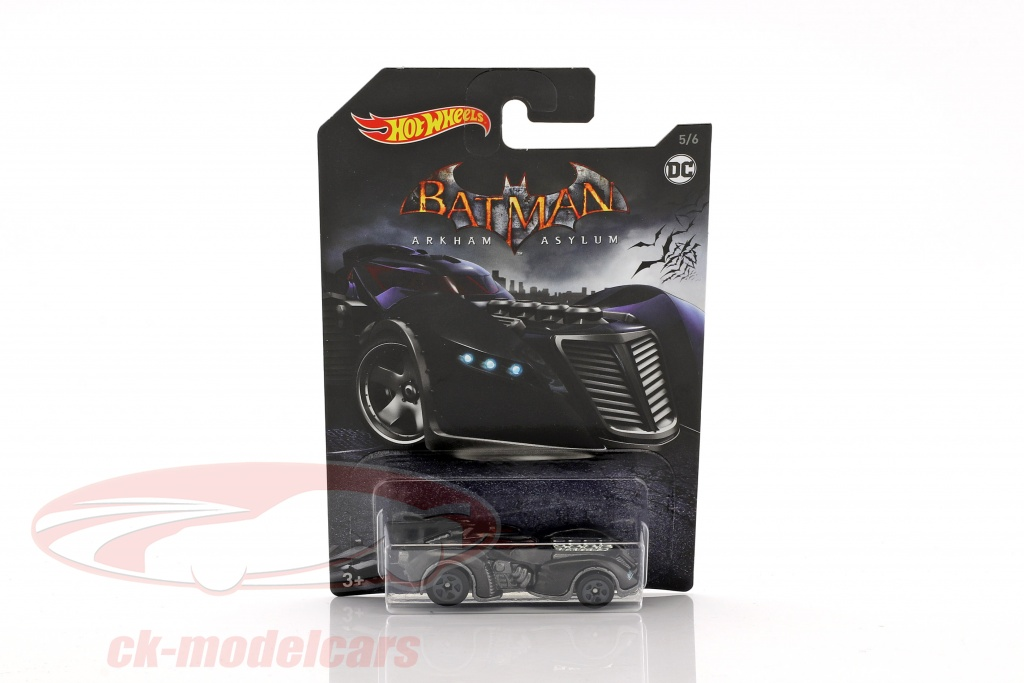 hotwheels-1-64-batmobile-dc-comics-video-game-arkham-asylum-black-fkf41/