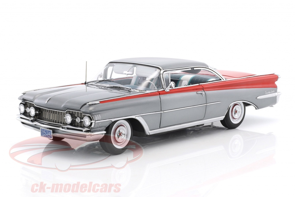 sun-star-models-1-18-oldsmobile-98-hard-top-year-1959-silver-red-5243/