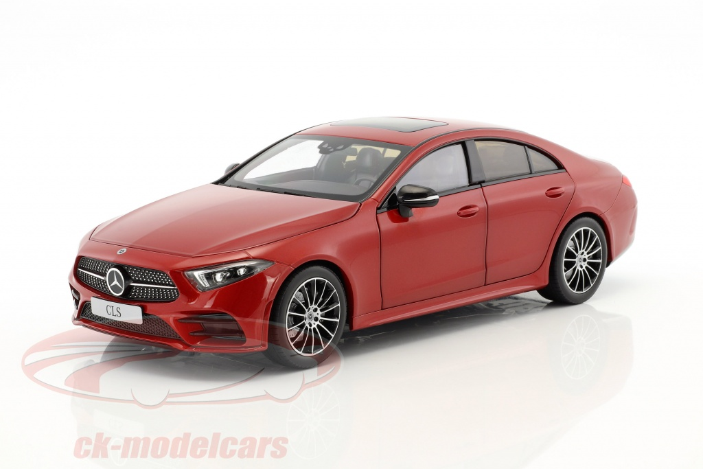norev-1-18-mercedes-benz-classe-cls-coupe-c257-designo-hyazinthrot-metallico-b66960545/