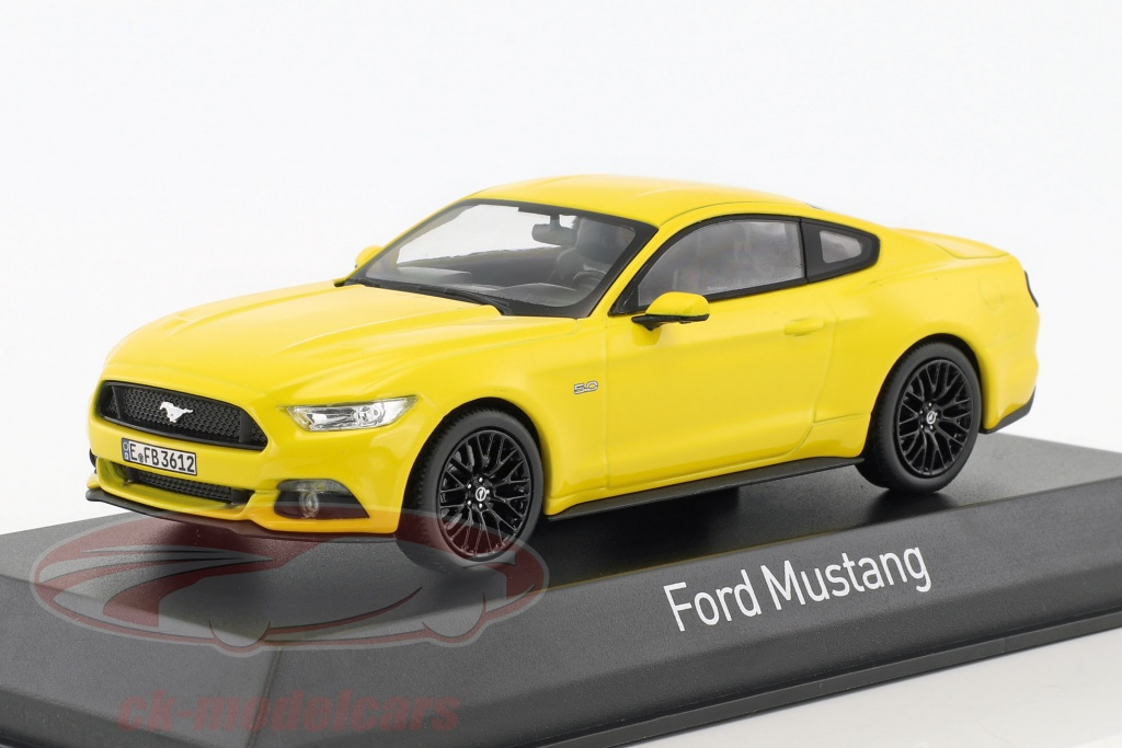 norev-1-43-ford-mustang-fastback-year-2015-yellow-270554/