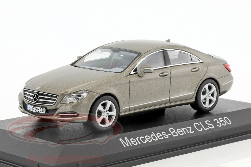 norev-1-43-mercedes-benz-cls-350-cgi-annee-de-construction-2010-gris-metallique-351300/