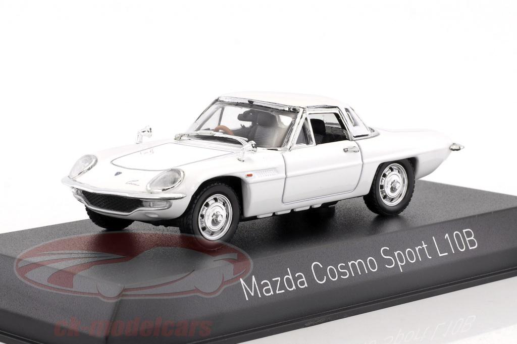 norev-1-43-mazda-cosmo-sport-l10b-year-1968-white-800602/