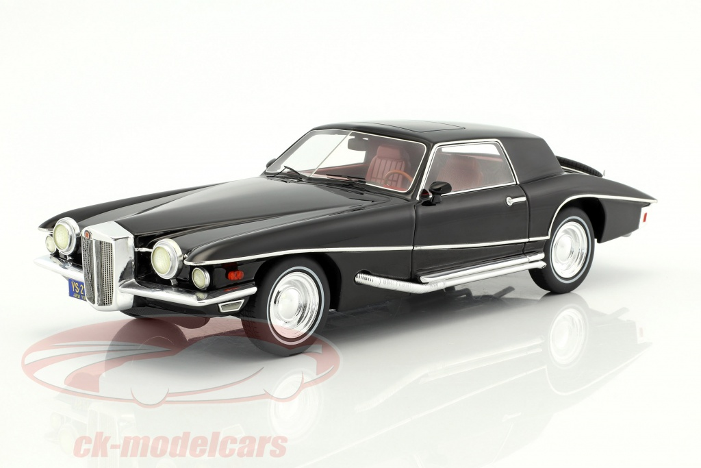 premium-x-1-18-stutz-blackhawk-coupe-year-1971-black-pr18003/