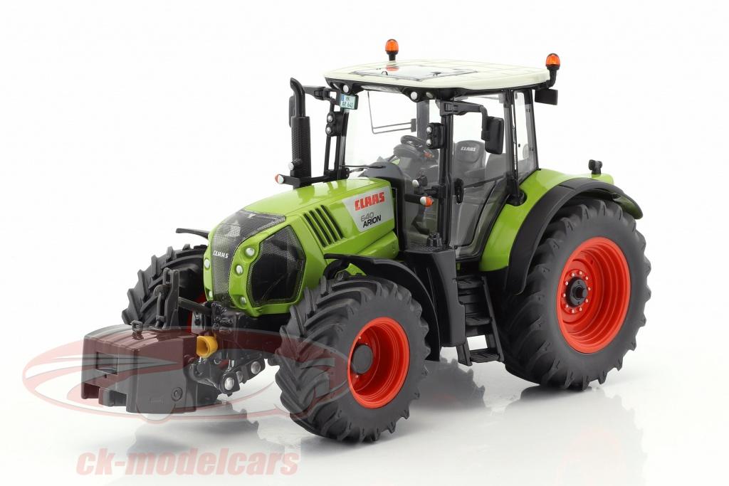wiking-1-32-claas-arion-640-tracteur-vert-7324/