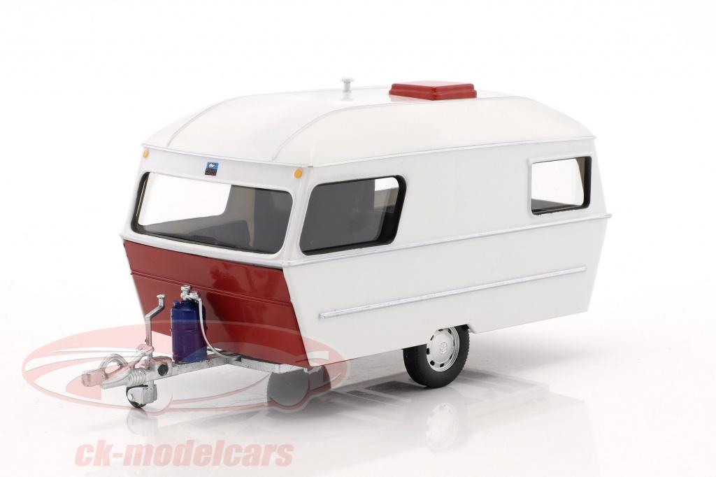 cararama-1-43-div-wohnwagen-iv-annee-1990-blanc-rouge-251pnd-c-iv/