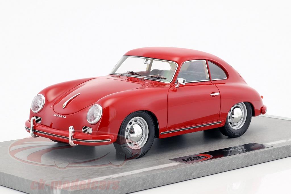 bbr-models-1-18-porsche-356a-anno-di-costruzione-1955-rosso-bbrc1820f/