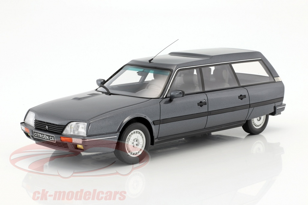 ottomobile-1-18-citroen-cx-25-trd-turbo-2-construction-year-1991-meteor-gray-ot247/