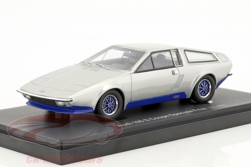 autocult-1-43-audi-100-s-coupe-speciale-frua-year-1974-silver-blue-60006/