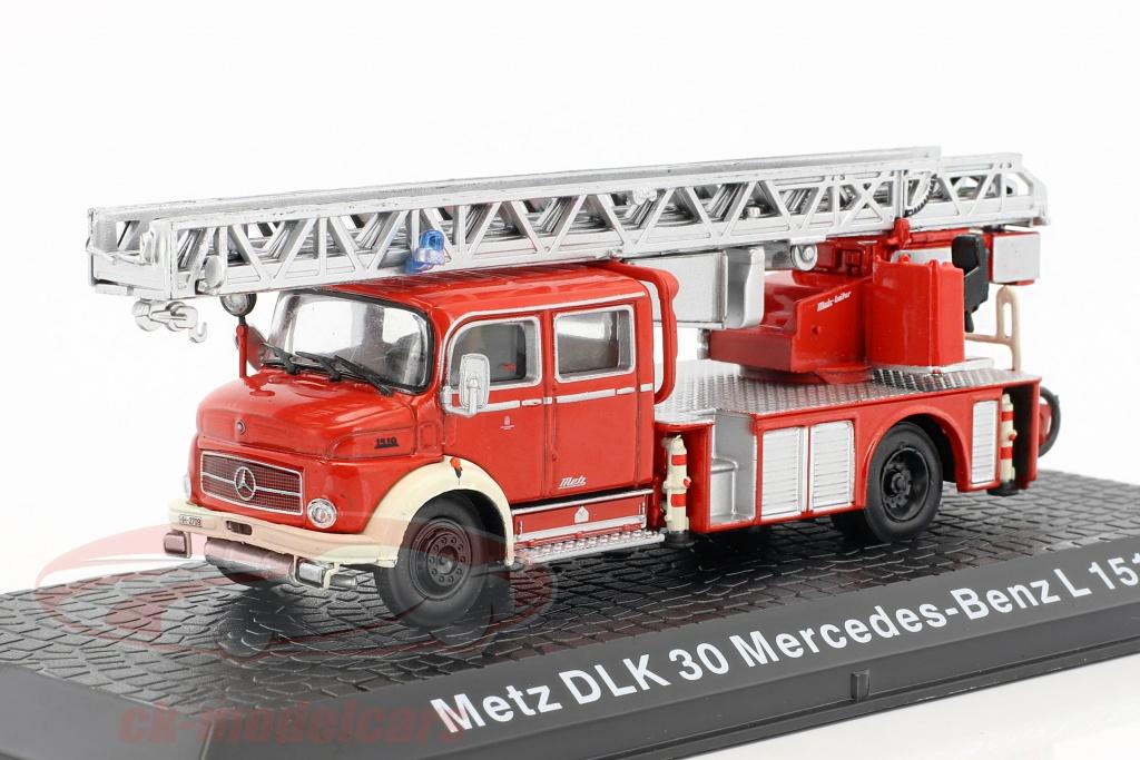 altaya-1-72-mercedes-benz-l1519-metz-dlk30-feuerwehr-magfirel1519-ck44137/