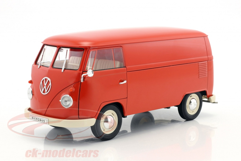 welly-1-18-volkswagen-vw-t1-bus-van-annee-de-construction-1963-rouge-18053/