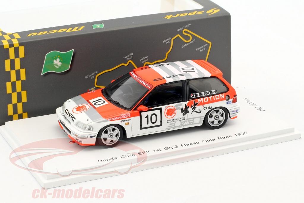 spark-1-43-honda-civic-ef9-no10-vincitore-div1-macau-guia-race-1990-osamu-nakako-sa128/