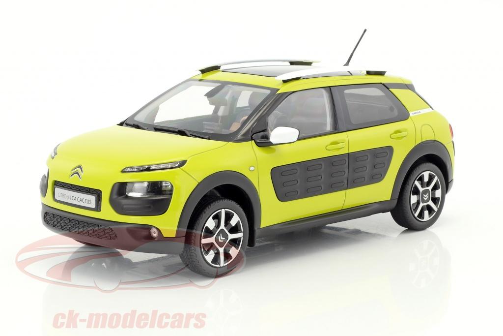 norev-1-18-citroen-c4-cactus-year-2014-yellow-green-181650/