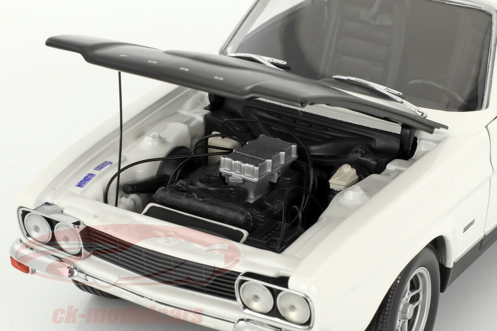 LHD - 1970 Minichamps 1:18 Ford Capri RS 2600 orange//black