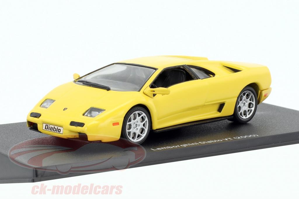 leo-models-1-43-lamborghini-diablo-vt-annee-de-construction-2000-jaune-mag-jt12/