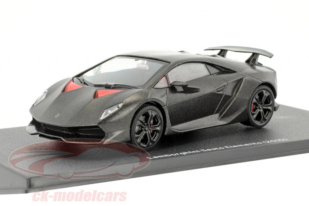 leo-models-1-43-lamborghini-sesto-elemento-bouwjaar-2010-zwart-mag-jt11/