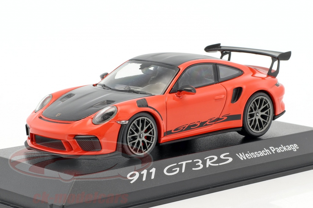 minichamps-1-43-porsche-911-991-ii-gt3-rs-weissach-package-lava-orange-black-wap0201620j/