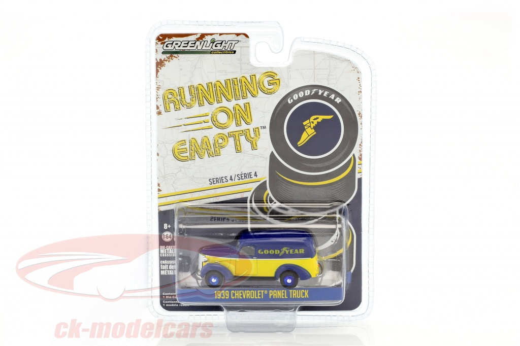 greenlight-1-64-chevrolet-panel-truck-annee-de-construction-1939-bleu-jaune-41040-b/
