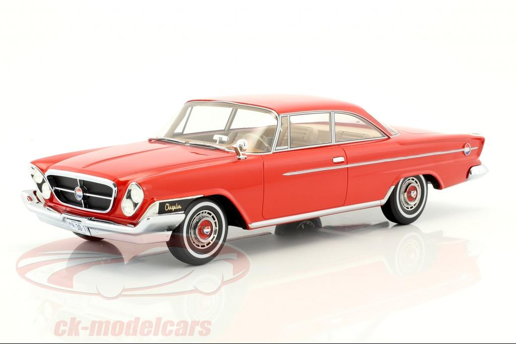 bos-models-1-18-chrysler-300h-2-door-hardtop-anno-di-costruzione-1962-rosso-bos311/
