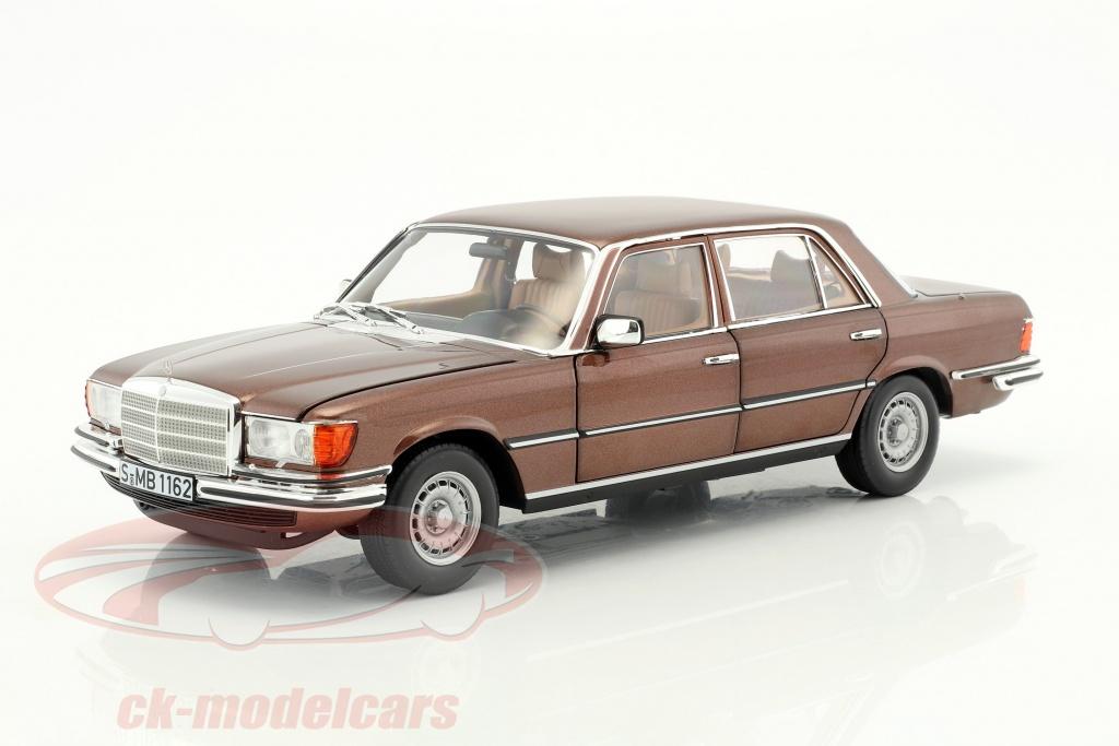 norev-1-18-mercedes-benz-450-sel-69-w116-anno-di-costruzione-1976-1980-milan-marrone-metallico-b66040643/