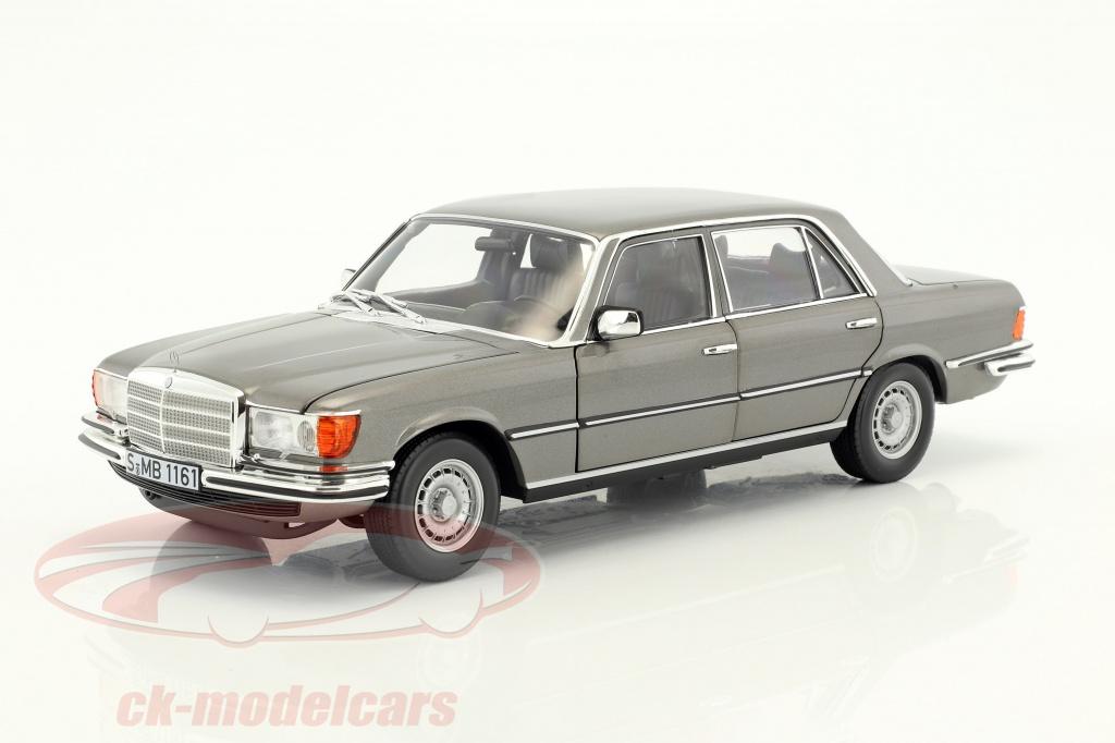 norev-1-18-mercedes-benz-450-sel-69-w116-anno-di-costruzione-1976-1980-antracite-grigio-metallico-b66040642/