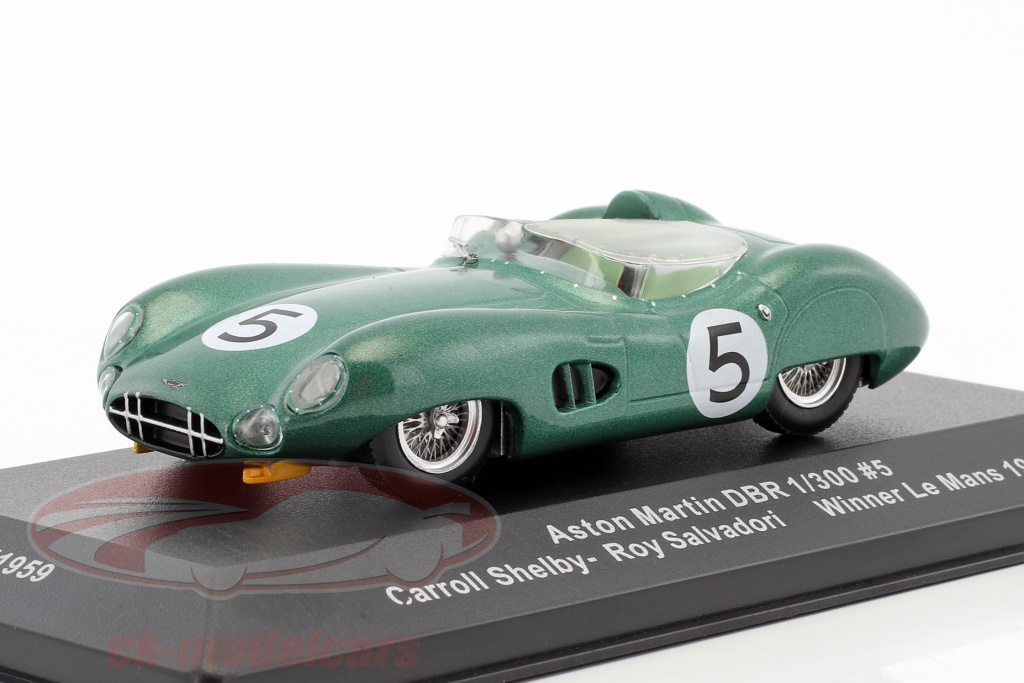 ixo-1-43-aston-martin-dbr1-rhd-no5-winner-24h-lemans-1959-salvadori-shelby-lm1959/