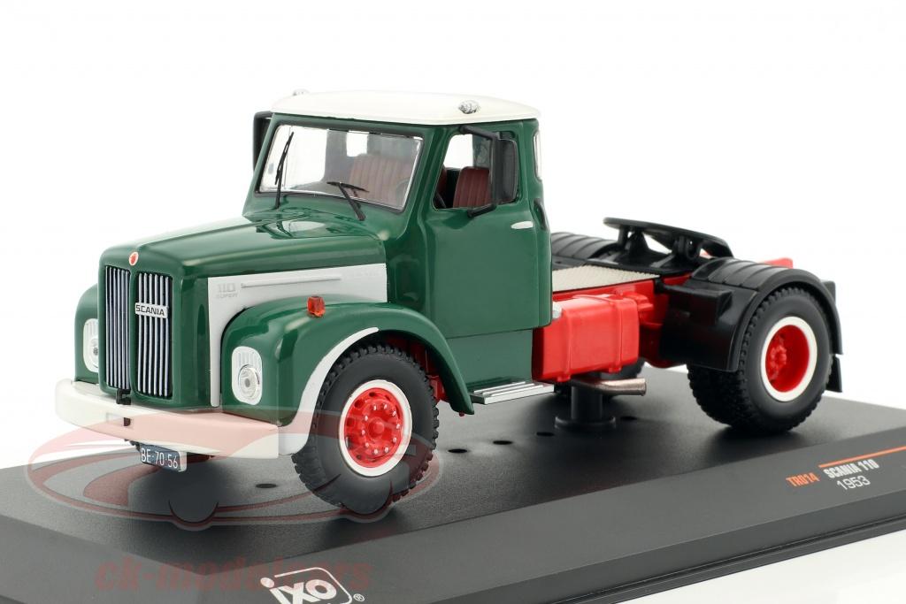 ixo-1-43-scania-110-trattore-anno-di-costruzione-1953-verde-bianco-tr014/