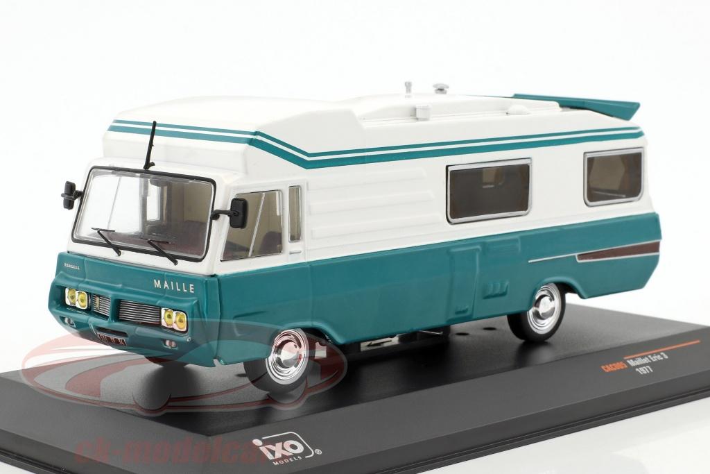 ixo-1-43-maillet-eric-3-camper-anno-di-costruzione-1977-turchese-bianco-cac005/