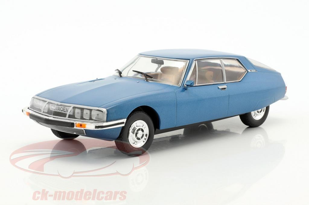 whitebox-1-24-citroen-sm-year-1970-blue-metallic-wb124025/
