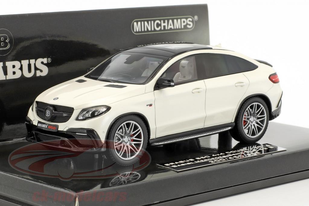 minichamps-1-43-brabus-850-4x4-coupe-basato-su-mercedes-benz-amg-gle-63-s-anno-di-costruzione-2016-bianco-437034310/
