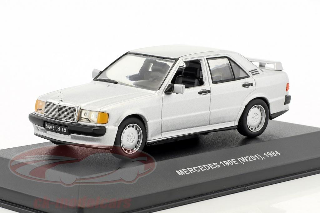 solido-1-43-mercedes-benz-190e-w201-year-1984-silver-metallic-s4302700/