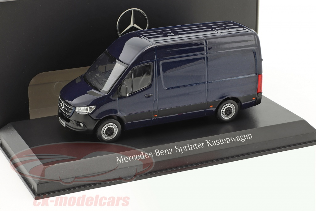 norev-1-43-mercedes-benz-sprinter-panneau-van-cavansite-bleu-metallique-b66004161/