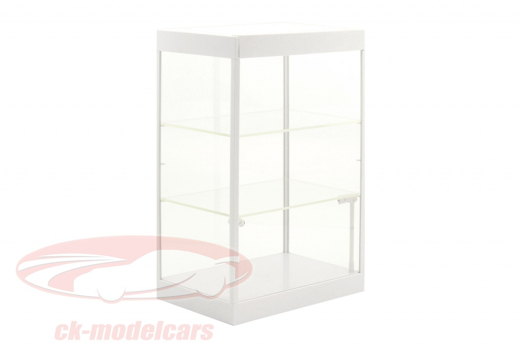 single-kabinet-met-2-mobiel-led-lampen-voor-modelautono39s-in-de-schaal-1-181-241-43-wit-triple9-t9-69927w/