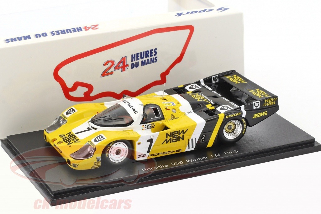 spark-1-43-porsche-956-b-no7-winner-24h-lemans-1985-ludwig-barilla-winter-43lm85/