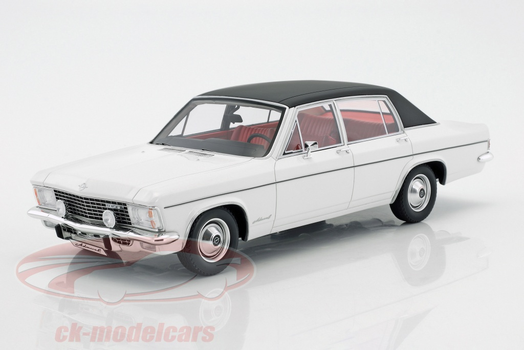 bos-models-1-18-opel-admiral-b-baujahr-1971-weiss-schwarz-bos045/