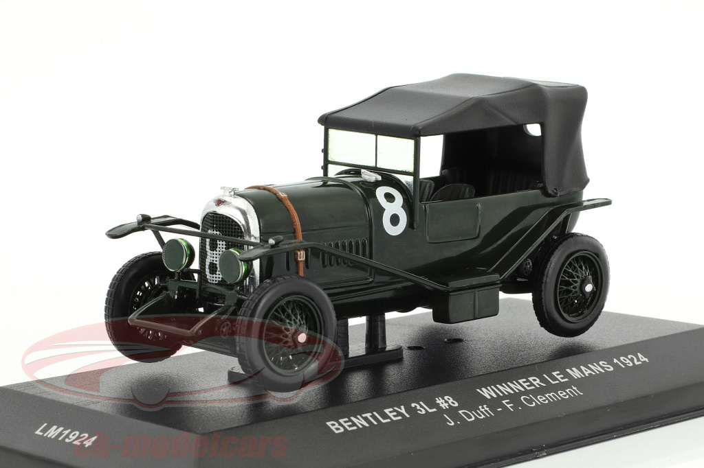 ixo-1-43-bentley-3l-no8-vinder-24h-lemans-1924-duff-clement-lm1924/