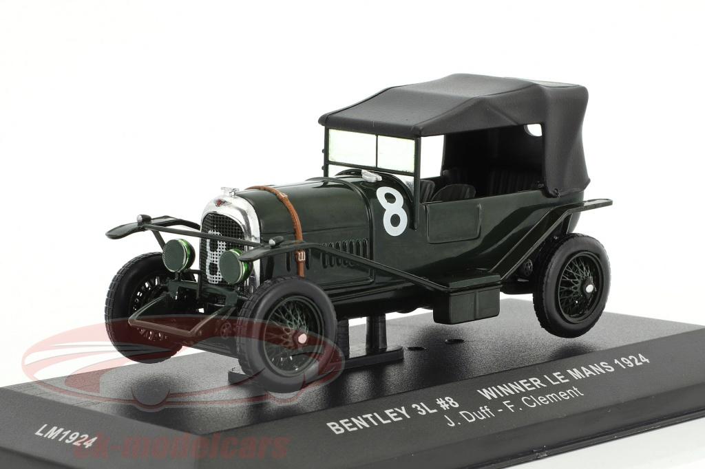 ixo-1-43-bentley-3l-no8-winner-24h-lemans-1924-duff-clement-lm1924/