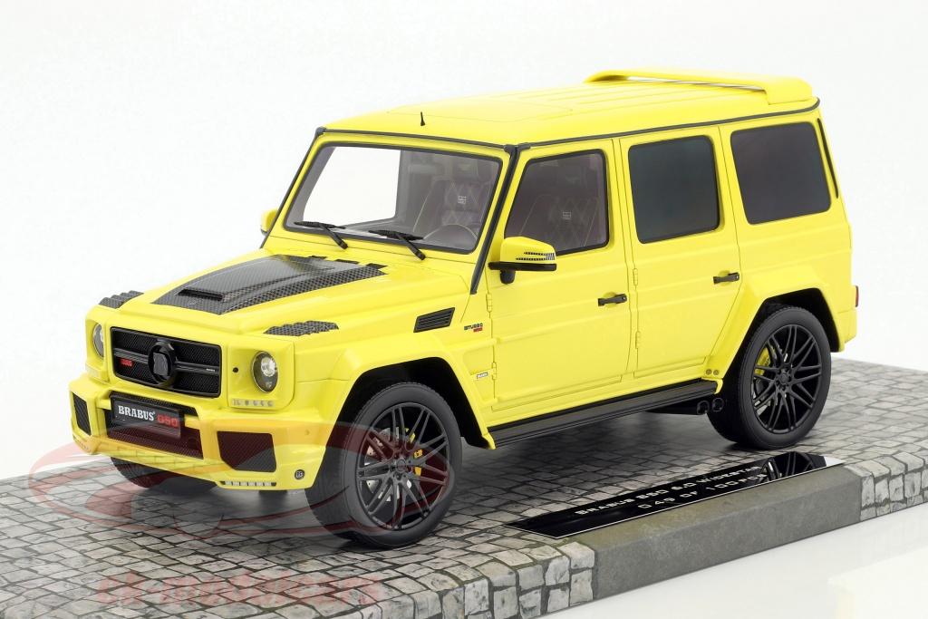 minichamps-1-18-brabus-850-60-biturbo-widestar-auf-basis-mercedes-benz-amg-g63-baujahr-2016-gelb-107032402/
