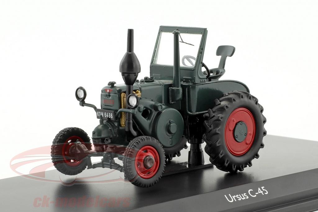 schuco-1-43-ursus-c-45-tractor-dark-green-450284800/