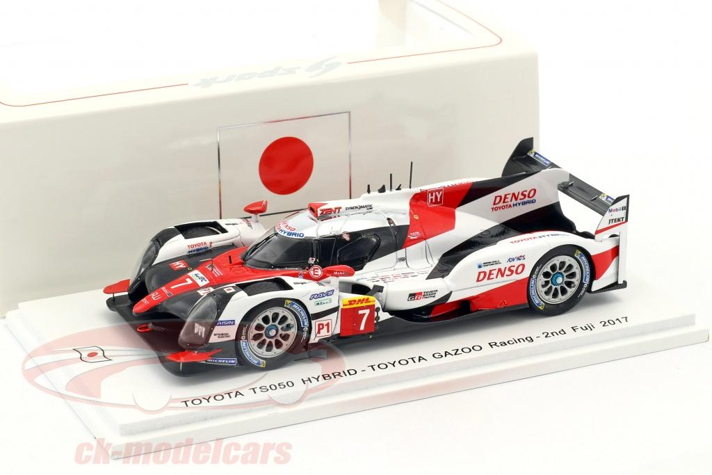 spark-1-43-toyota-ts050-hybrid-no7-2nd-fuji-2017-conway-kobayashi-lopez-sj054/
