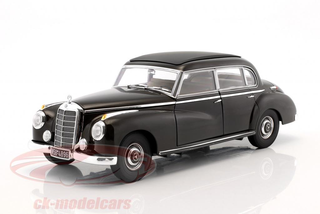 norev-1-18-mercedes-benz-300-w186-annee-de-construction-1954-tabac-brun-b66040641/