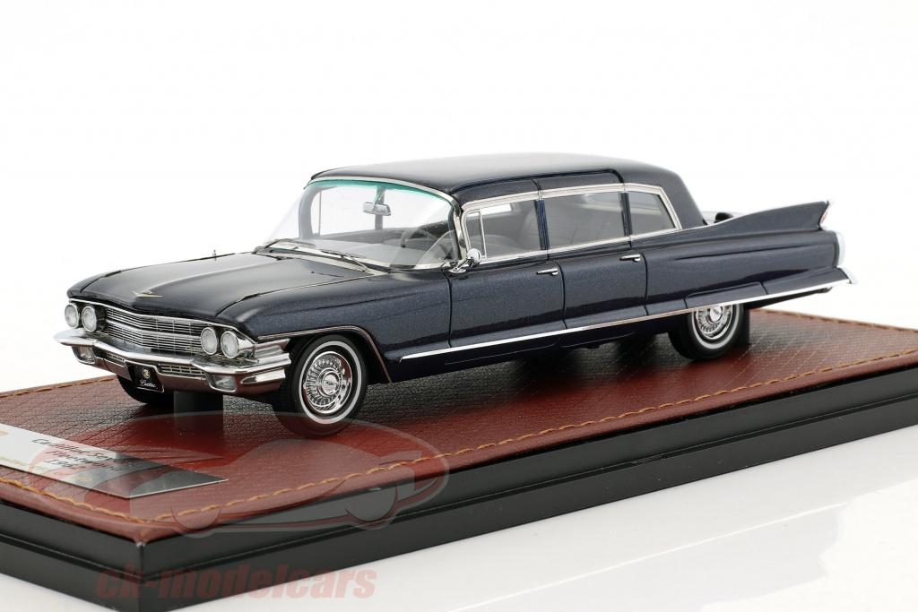 great-lighting-models-1-43-cadillac-seventy-five-fleetwood-year-1962-dark-blue-glm121602/